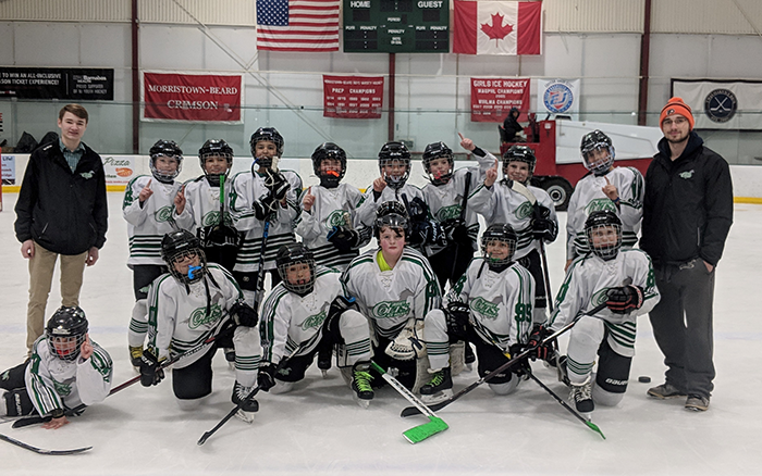Richland Rangers Youth Hockey, Sidney (Montana).