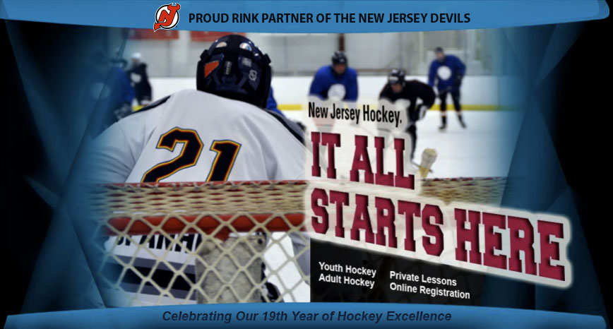 Twin Oaks Ice Rink Youth Hockey Adult Hockey New Jersey